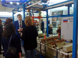 Компания «РТС Инжиниринг» на выставке ExpoCoating, 23 октября 2019