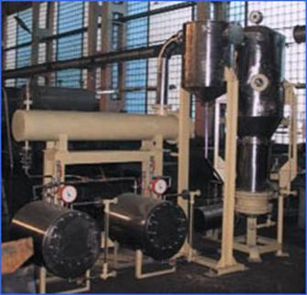 Вакуум-выпарная пульсационная установка (ВВПА)
